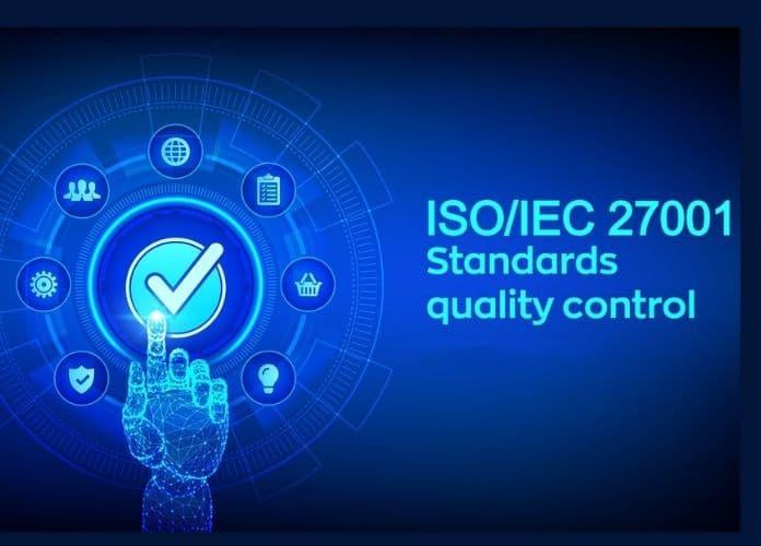 Celcius Security ISO Certificate