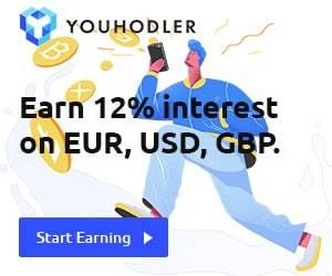 YouHodler Savings